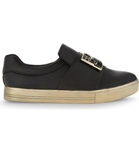 Aldo Ogima Loafers Black Synthetic