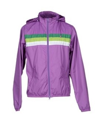 Sun 68 Jackets Purple