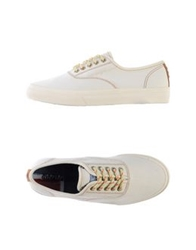 Napapijri Low Tops And Trainers White
