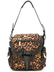 Alexander Wang Marti Backpack Brown