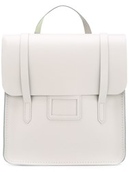 The Cambridge Satchel Company Folio Clay Backpack Nude Neutrals