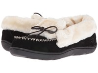 Tempur Pedic Laurin Black Women's Slippers