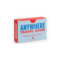 Chronicle Books Anywhere Travel Guide