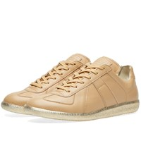 Maison Martin Margiela 22 Replica Low Platinum Sole Sneaker Neutrals