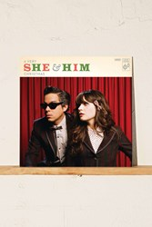 Urban Outfitters She And Him A Very She And Him Christmas Lp Mp3 Assorted