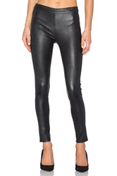 Baldwin Hailey Leather Legging Black