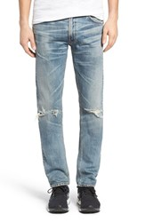 Citizens Of Humanity Men's Bowery Distressed Slim Fit Jeans