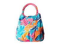 Lilly Pulitzer Bohemian Beach Tote Multi Goombay Smashed Tote Handbags