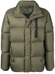 Bacon Big Boo Quilted Jacket Green