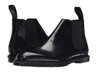 Dr. Martens Wilde Low Chelsea Boot Black Temperley Men's Pull On Boots
