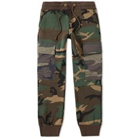 Wtaps Udt Cuff Pant Green