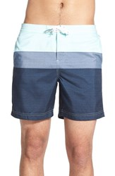 Men's Original Penguin Colorblock Volley Swim Shorts