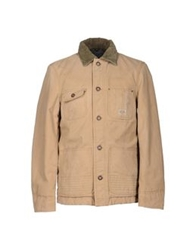 Replay Jackets Sand