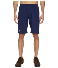 Arc'teryx Incendo Long Inkwell Men's Shorts Gray