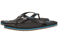 Billabong Dunes All Day Black Blue Men's Sandals