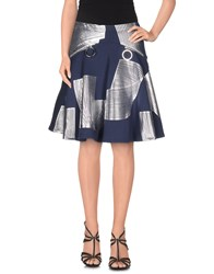 Kenzo Skirts Knee Length Skirts Women Blue