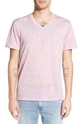 Men's The Rail 'Galaxy' Nep Jersey V Neck T Shirt 2 For 30
