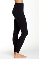 Magid Seamless Fleece Lined Legging Black
