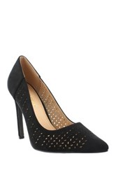 Liliana Selina Pump Black