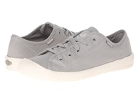 Palladium Flex Lace Mouse Marshmallow Women's Lace Up Casual Shoes Gray