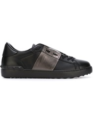 Valentino Garavani 'Open' Sneakers Black