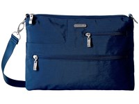 Baggallini Tablet Crossbody Pacific Cross Body Handbags Blue