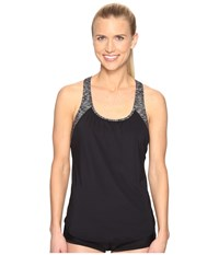 Tyr Sonoma 2 In 1 Tankini Black Women's Swimwear