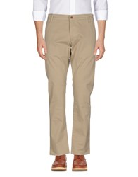 Brian Dales Casual Pants Sand