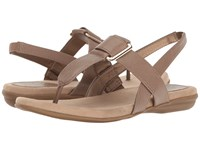 Lifestride Brooke Mushroom Women's Sandals Gray
