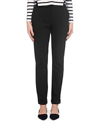 Whistles Sadie Slim Leg Pants Black
