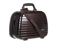 Rimowa Salsa Deluxe Beauty Case Chocolate Brown Luggage