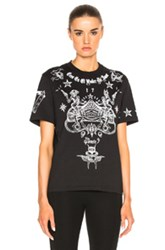 Givenchy Simple Tattoo Tee In Black