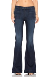 Hudson Jeans Taylor Flare Rogue Waves