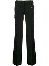 Carven Tailored Flare Trousers Black