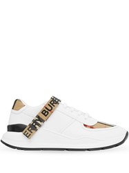 Burberry Vintage Check Touch Strap Sneakers 60