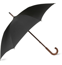 Brooks Brothers Wooden Handle Umbrella Mr Porter