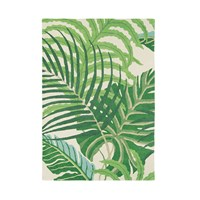 Sanderson Manila Rug Green Neutral