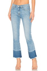 Derek Lam Flare Jeans Light Wash