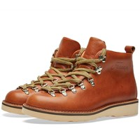 Fracap M120 Natural Vibram Sole Scarponcino Boot Brown