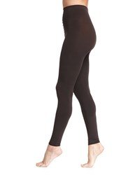 Falke Pure Matte 100 Denier Leggings Anthracite