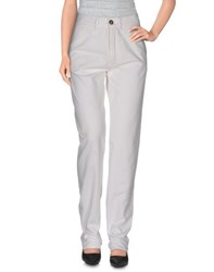 Semi Couture Trousers Casual Trousers Women White