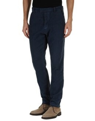 Haikure Casual Pants Slate Blue