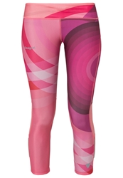 Desigual Ponja Tights Salmon Rose