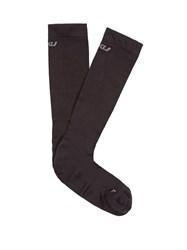 2Xu Compression Run Socks Black Multi