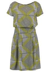 United Colors Of Benetton Summer Dress Yellow