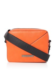Kenneth Cole Monroe Crossbody Bag Orange