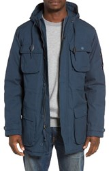 Rvca Men's 'Explorer' Hooded Parka
