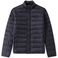 Paul Smith Nylon Down Jacket Black