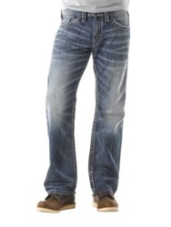 Silver Jeans Zac Relaxed Fit Blue