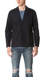 Garbstore Wren Jacket Navy